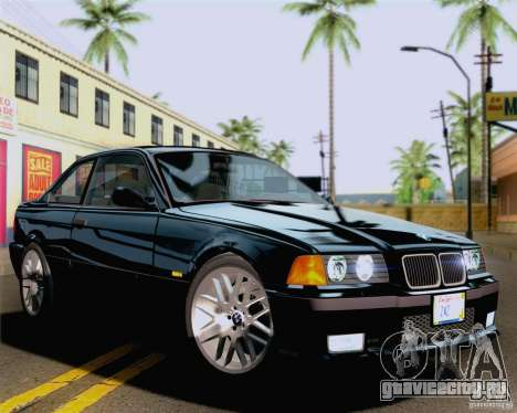 BMW M3 E36 New Wheels для GTA San Andreas