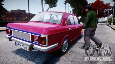 Peykan 1600i для GTA 4