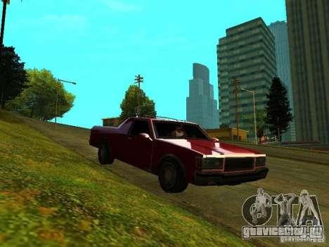 Picador для GTA San Andreas вид слева