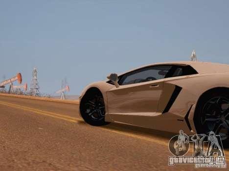 SA_NGGE ENBSeries v1.2 Playable Version для GTA San Andreas третий скриншот