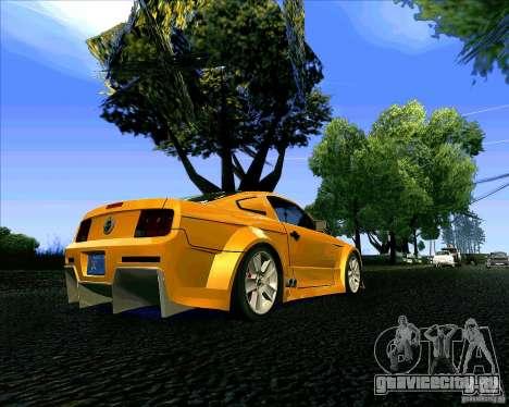ENBseries V0.45 by 1989h для GTA San Andreas пятый скриншот