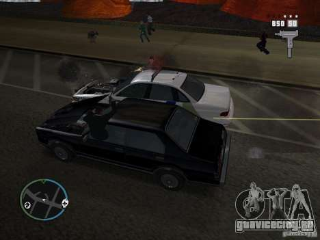 Супер - копы для GTA San Andreas второй скриншот