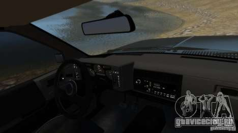 GMC Typhoon 1993 v1.0 для GTA 4 вид сбоку