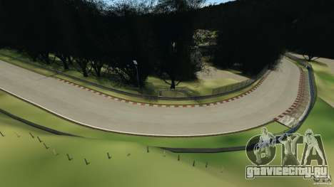 Nordschleife Circuit v1.0 [Beta] для GTA 4 седьмой скриншот