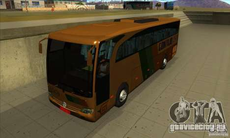 Mercedes-Benz Travego Gontijo для GTA San Andreas