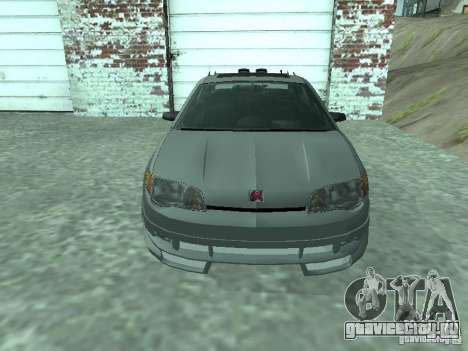 Saturn Ion Quad Coupe 2004 для GTA San Andreas колёса