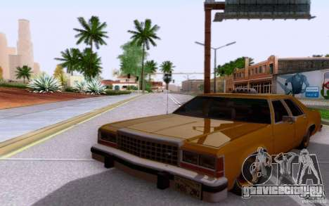 Ford Crown  Victoria LTD 1985 taxi для GTA San Andreas