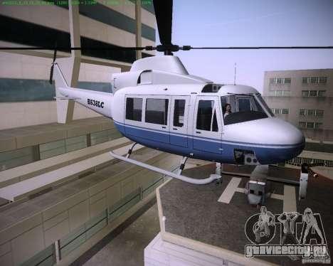 HD Maverick для GTA Vice City вид слева