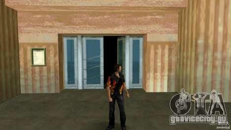 Mr. Fire с чёрними джинсами для GTA Vice City