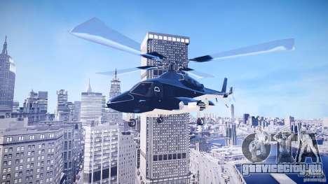 Airwolf v1.0 для GTA 4