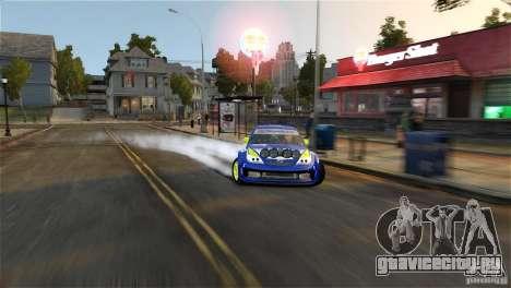 Subaru Impreza WRX STI Rallycross BFGoodric для GTA 4 вид снизу