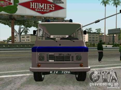 Zuk A-1805 для GTA San Andreas вид справа