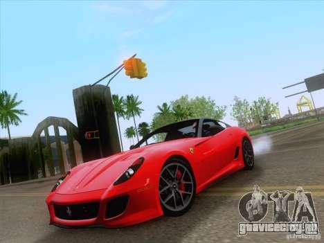 Realistic Graphics HD 5.0 Final для GTA San Andreas шестой скриншот