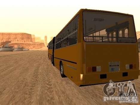 Икарус 280.33 для GTA San Andreas вид справа