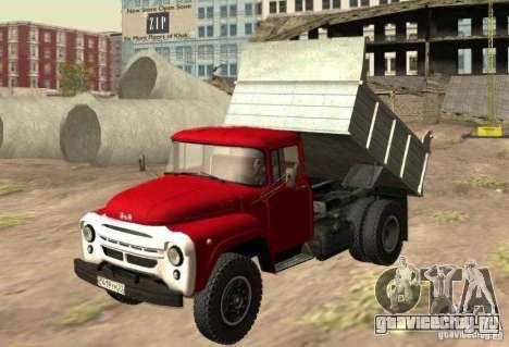 ЗИЛ 130 ММЗ 4502 для GTA San Andreas