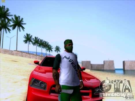 Machete from Far Cry 3 для GTA San Andreas второй скриншот