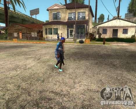 Gangsta Granny для GTA San Andreas пятый скриншот