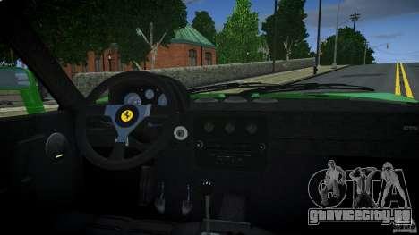 Ferrari 288 GTO EPM для GTA 4 вид справа