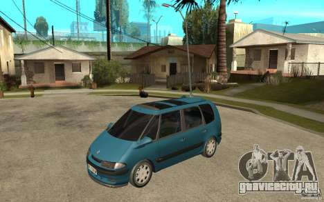 Renault Espace III 1999 для GTA San Andreas