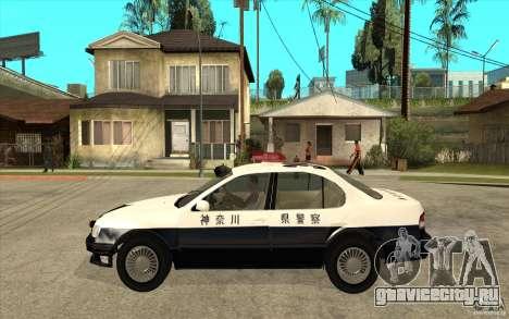 Nissan Cefiro A32 Kouki Japanese PoliceCar для GTA San Andreas