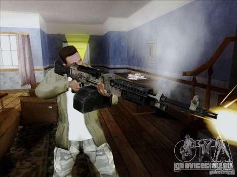 M240B для GTA San Andreas четвёртый скриншот