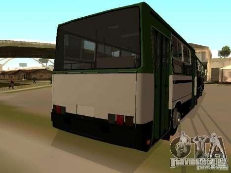 IKARUS 280 33M для GTA San Andreas вид справа