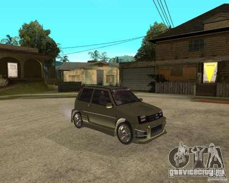 OKA 1111 Z.V.E.R. Tuning для GTA San Andreas вид справа