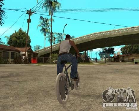 Kona Kowan texture для GTA San Andreas вид сзади слева