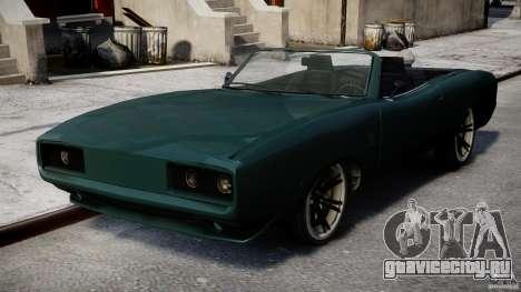 New Dukes для GTA 4 вид справа