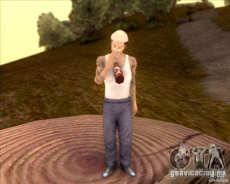 SkinPack for GTA SA для GTA San Andreas седьмой скриншот