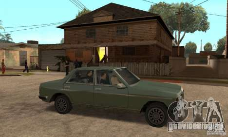 Cop Homies для GTA San Andreas третий скриншот