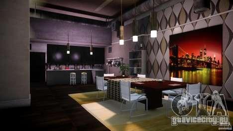 New texture for Algonguin savehouse для GTA 4