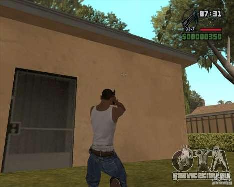 Black Chrome Eagle для GTA San Andreas второй скриншот