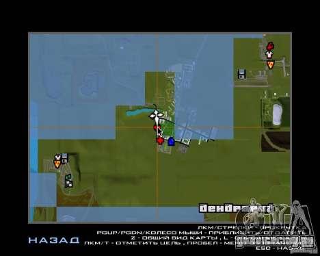 Автопарк в Арзамасе для GTA San Andreas шестой скриншот