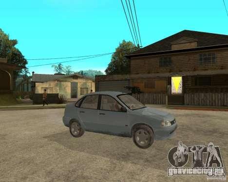 ВАЗ 1118 Калина для GTA San Andreas вид справа