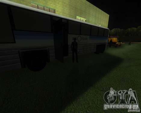Оживлённый железнодорожный вокзал в Сан Фиерро для GTA San Andreas второй скриншот