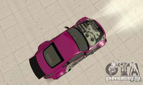 Nissan 350Z Tuning для GTA San Andreas вид справа