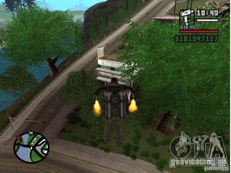 Project Oblivion 2007 для GTA San Andreas второй скриншот