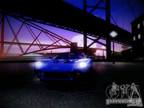 Realistic Graphics 2012 для GTA San Andreas пятый скриншот