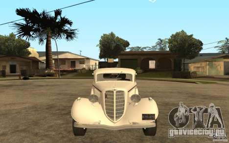 ГАЗ М415 для GTA San Andreas вид справа