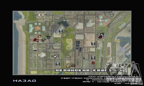 Пять Звёзд и Запчасть Сервис для GTA San Andreas третий скриншот