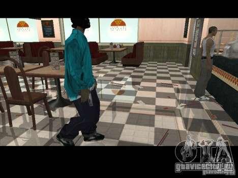 Varrio Los Aztecas для GTA San Andreas четвёртый скриншот