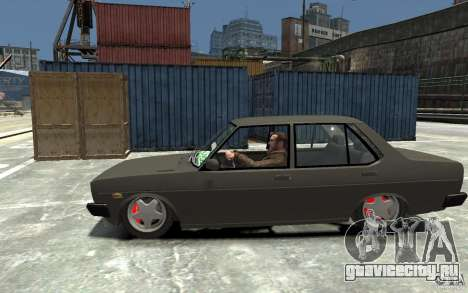 Tofas 131 Sahin для GTA 4 вид слева