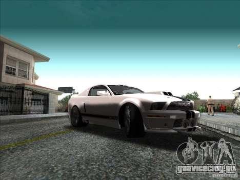 ENBseries v0.075 v3 для GTA San Andreas третий скриншот