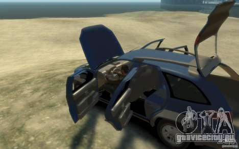 Fiat Palio Adventure Locker для GTA 4