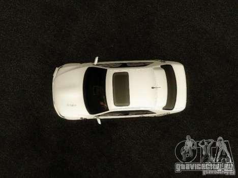 Lexus IS300 Jap style для GTA San Andreas вид сбоку