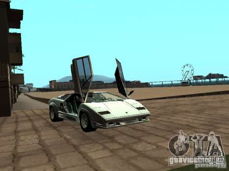 Lamborghini Countach 25th для GTA San Andreas