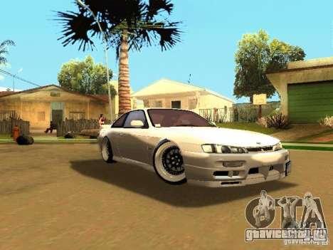 Nissan 200SX JDM для GTA San Andreas вид слева