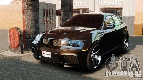 BMW X6 M 2010 для GTA 4
