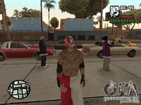 Рей Мистерио для GTA San Andreas второй скриншот